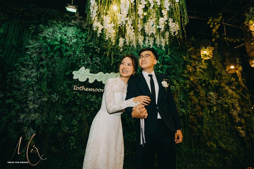 REAL WEDDING – LÃNG MẠN TRONG VƯỜN TÌNH YÊU GREEN RIVERSIDE
