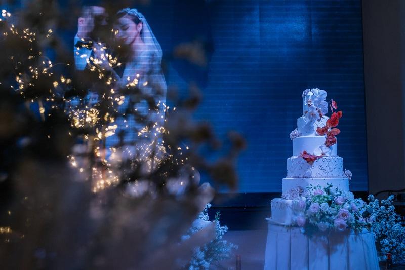 Mãn nhãn với những xu hướng bánh cưới độc đáo cho cặp đôi sắp kết hôn