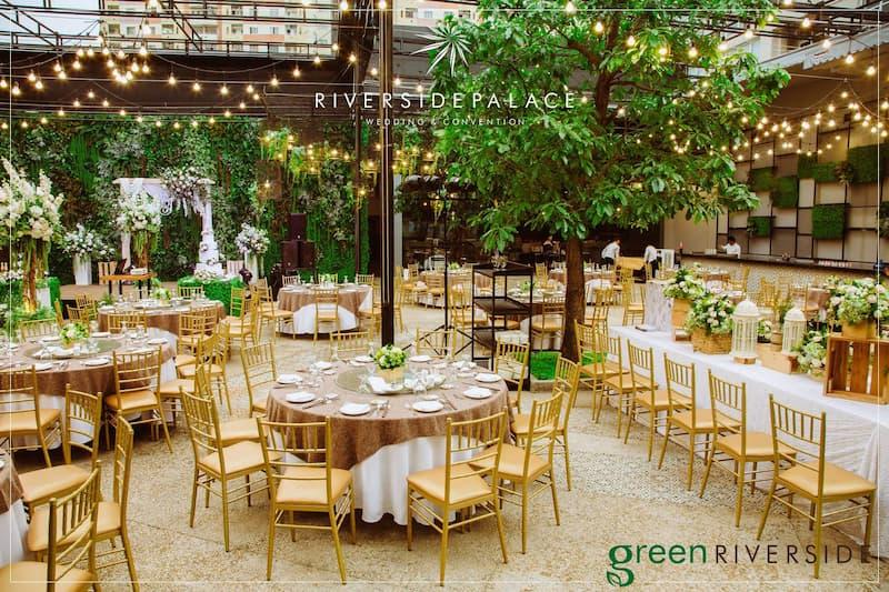 Ý tưởng đám cưới trong mùa hè khiến bạn muốn bắt tay thực hiện ngay