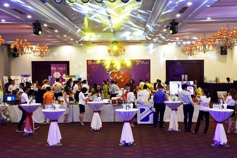 5 yếu tố để tổ chức chương trình Gala Diner thành công