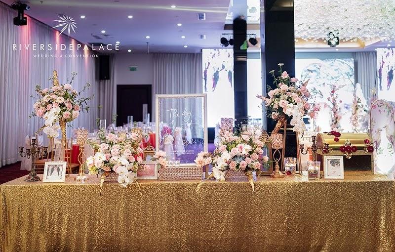 Chia sẻ tất tần tật kinh nghiệm đặt nhà hàng tiệc cưới cho các cặp đôi