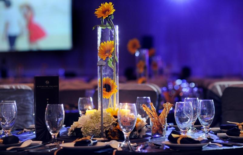 cách trang trí tiệc của nhà hàng tiệc cưới hcm
