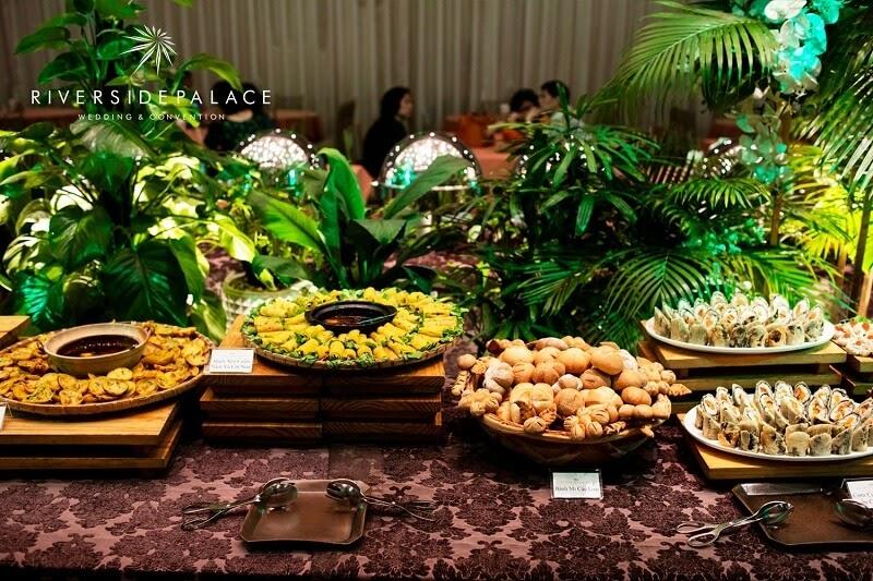 Tiệc buffet chay - Sự lựa chọn hoàn hảo cho mọi bữa tiệc tháng 7 âm lịch