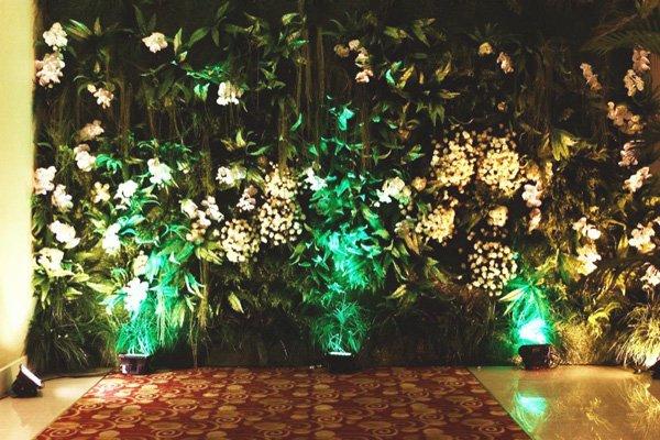 Những gam màu nổi bật dành cho tiệc cưới mùa xuân