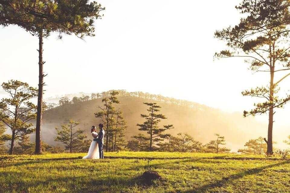 Những địa điểm chụp ảnh cưới đẹp như mơ ở Việt Nam
