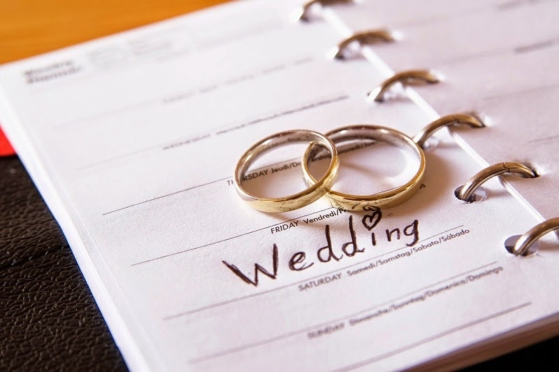 Các bước tổ chức đám cưới đầy đủ dành cho cô dâu chú rể