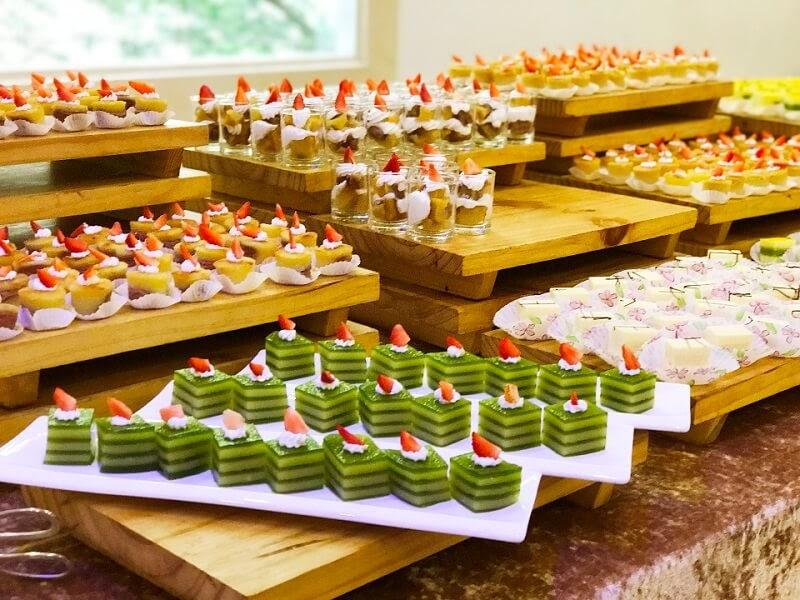 Những điều cần biết về tiệc tea break khi tổ chức hội nghị hội thảo
