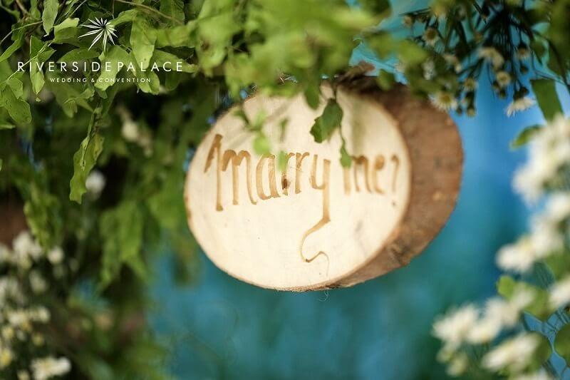 Tiệc cưới sân vườn tại nhà hàng tiệc cưới TPHCM Riverside Palace