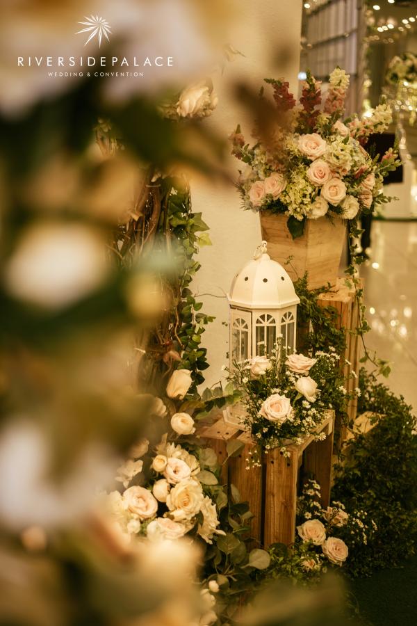 SWEET RUSTIC - Không gian cưới ngọt ngào